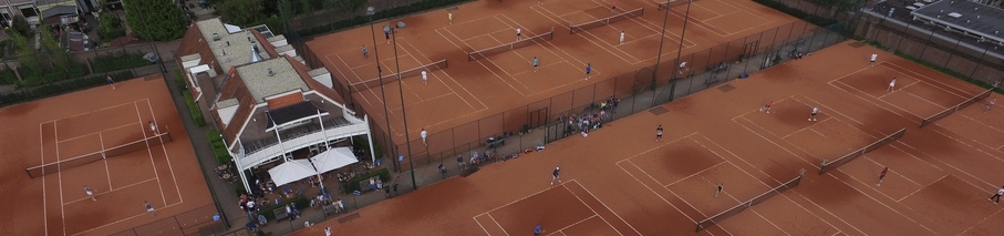 Tennispark tot 28 april gesloten